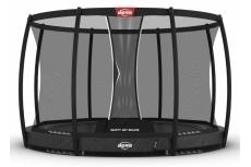 BERG Trampolin Elite InGround 330 + Sicherheitsnetz Deluxe