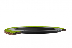 BERG Trampolin Elite FlatGround 380