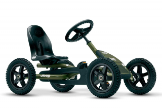 Jeep® Junior Pedal-Gokart