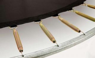 BERG Trampolin Favorit 380 + Sicherheitsnetz Comfort