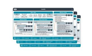 BERG Favorit 430 Levels + Sicherheitsnetz Comfort
