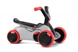 BERG GO² SparX Red Rutscher-Tretauto