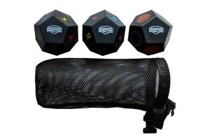 BERG Trampolin Elite InGround 430 Levels + Sicherheitsnetz DLX XL