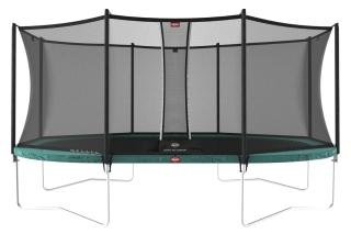 BERG Trampolin Grand Favorit 520 + Sicherheitsnetz Comfort