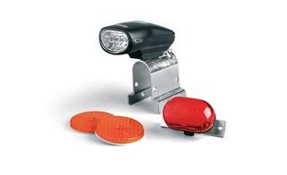 BERG Beleuchtungsset (LED + Batterie)